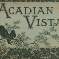 Acadian Vistas - A Hundred Glimpses of the Maritime Provinces