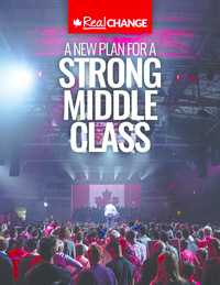 A new plan for a strong middle class