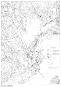 Engineering geological reconnaissance of Passamaquoddy tidal power plate 2