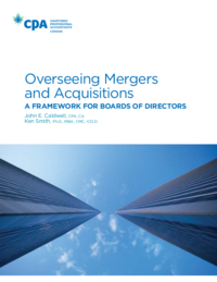 Overseeing Mergers and Acquisitions