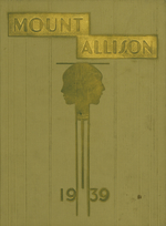 MAU Yearbook 1939