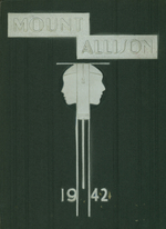 MAU Yearbook 1942