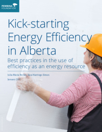 Kick-starting Energy Efficiency in Alberta