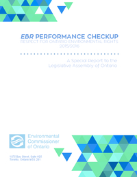 EBR Performance checkup