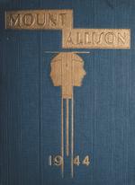 MAU Yearbook 1944