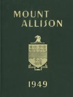 MAU Yearbook 1949