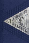 MAU Yearbook 1935