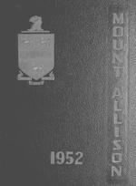 MAU Yearbook 1952