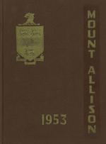 MAU Yearbook 1953