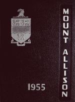 MAU Yearbook 1955