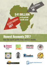 Honest Accounts 2017 : how the world profits from Africa's wealth