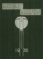 MAU Yearbook 1936